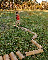 large step on bamboo takefumi set