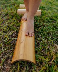 step on bamboo large set